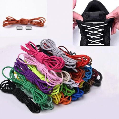 Shoes Accessories No Tie Elastic Shoelaces Elastic Shoelace Lazy Sho Lace Laces