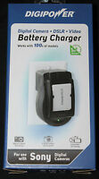 Digipower Sony Digital Camera Battery Charger In Box