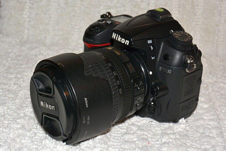 Nikon Nikon D7000, spejlrefleks, 16 megapixels