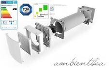 Ambientika SOLO- RECUPERATORE DI CALORE (93%) ventilazione meccanica controllata