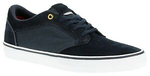 b9f6eadfcd89 VANS SHOES TYPE II 2 SUEDE NAVY WHITE Mens M SZ 7 WOMENS 8.5 NEW NIB ...
