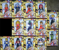 Dragonball Z Plastic Assembled 13 Models