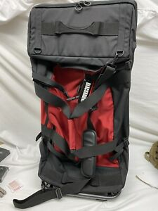 Blackhawk  Diversion Rolling Load Out Bag With Kelty Frame 65DC70BKRD Eagle Trec