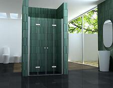 125 - 129 Nischentür TURNO Duschtür Duschabtrennung Duschwand Duschkabine Dusche