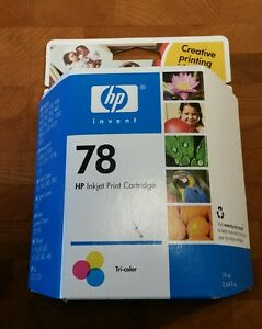 Genuine-HP-78-Tri-Color-Ink-Cartridge-Dec-2005