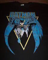 Vintage Style Batman Dc Comics T-shirt 2xl Xxl