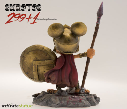 RAT-MAN The Infinite Collection 5 Skrotos 299+1 Statue