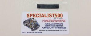 FIAT 500 F/L/R D'EPOCA GUARNIZIONE PARACOLPO  COFANO ANTERIORE