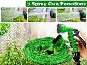 flexible garden hose. Image Is Loading Flexible-Garden-Hose-Pipe-7-Functions-Spray-Head- Flexible Garden Hose C