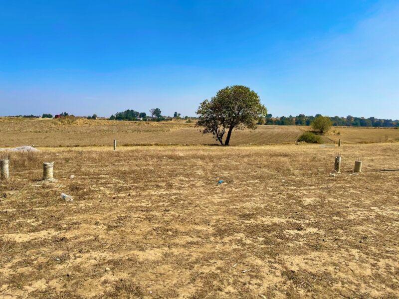 Terrenos Calzada al pacifico
