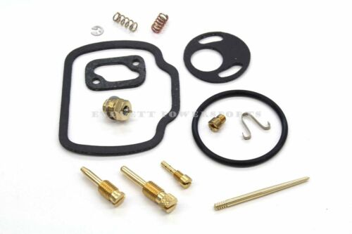 New Carburetor Rebuild Kit 60-69 Honda C110 C111 C115 Carb Repair Parts #Z19
