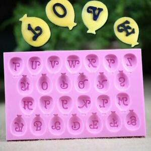 Balloon-Shaped-Letters-Silicone-Soap-Mold-Cake-Chocolate-Candy-Baking-Tool-LC