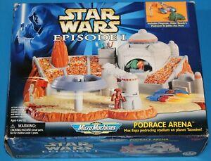 Star-Wars-PODRACE-ARENA-PLAYSET-Episode-I-1-Micro-Machines-MIB