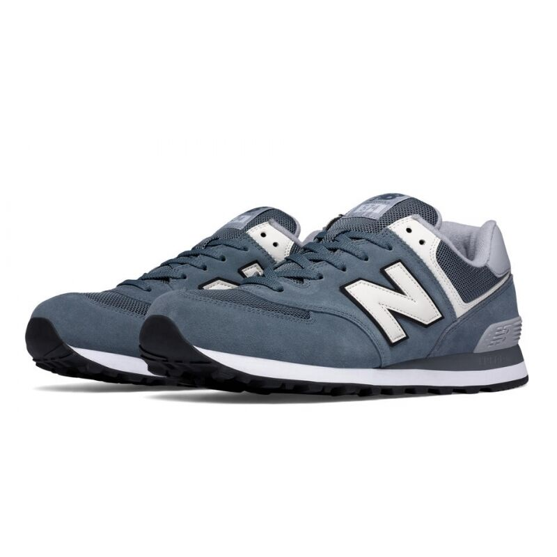 New Balance - Classics - shoes men - bluee - ML574VAC