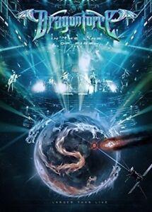 Dragonforce-in-The-Line-Of-Fire-2015-DVD-Tutte-le-Regioni-Nuovo