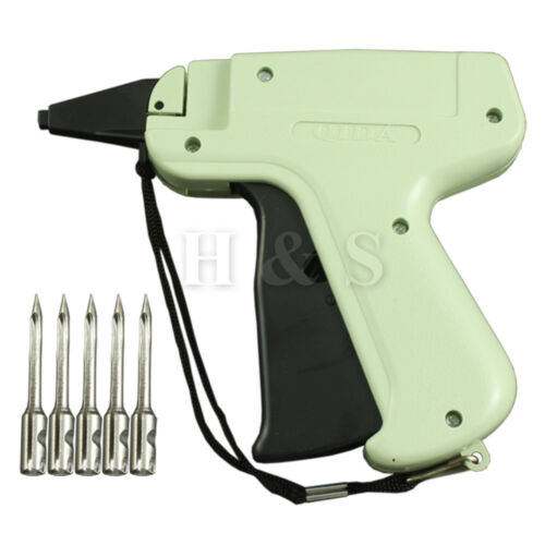 Hi Quality Tagging Gun 1000 Kimble Tag Price Label System Barbs 5 Steel Needle