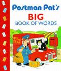 Postman Pat's Big Book of Words by Anna Ludlow (Hardback, 1996)