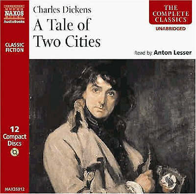1 of 1 - Good, A Tale of Two Cities (Naxos Complete Classics), Dickens, Charles, Book