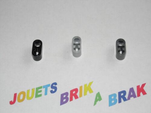 Lot lego briques brick technic arrondi liftarm thick 1x2 choose color ref 60483