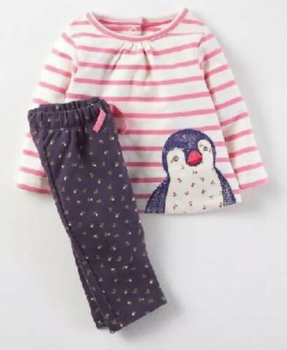 NEW IN Ex Baby Boden Pretty Playsets Tops /& Bottoms  0-4Years RRP £34