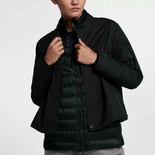 Nike Aeroloft 854751 in 1 o Nuevo Marca Sportswear 887223407423 mujer Negro Xl Para 3 Tama 010 q51TwwA
