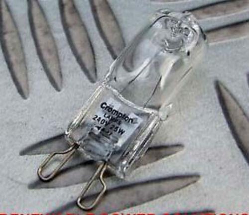 240//230 volts led G9 ampoule 3w disp éclairage log brûleur fire effect heater stove
