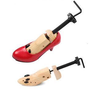fashion womens pratical shoe stretchers tree wooden