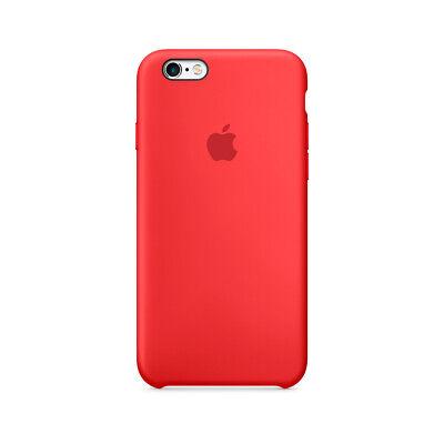 Funda Silicone case Apple iPhone 6/6s de silicona MKL32FE/A Ultra