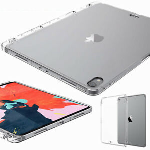Transparent-Clear-Case-For-New-iPad-Pro-11-Inch-2018-Slim-Protective-Case-Cover