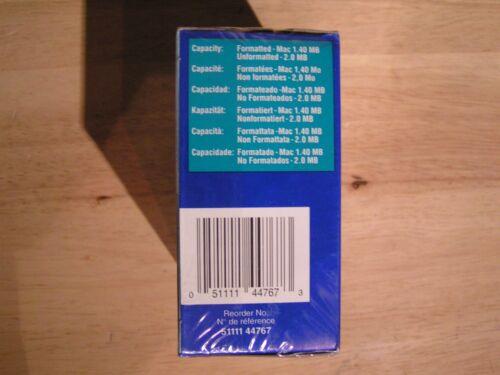 "3.5/"" Floppy Discs Primaris New Sealed Box of 10 Macintosh High Density 2HD"