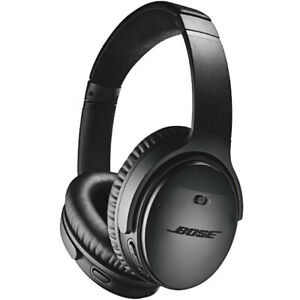 Bose QuietComfort QC 35 II Wireless Bluetooth Noise Cancelling Headphones Black