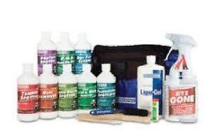Details about Spotting Kit & Bag For Carpets By Chemspec PSKEA5