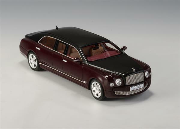 GLM Bentley Mulsanne Duchatelet Limou 1 43 GLM43202402