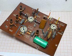 Module from old oscilloscope HEATHKIT VINTAGE [1] - Wroclaw, Polska - Module from old oscilloscope HEATHKIT VINTAGE [1] - Wroclaw, Polska