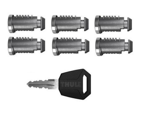 One-Key System 6-pack nachrüstsatz cerraduras clave