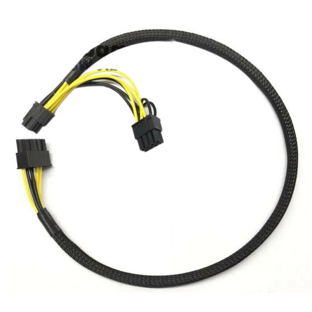10pin to 6+8pin Power Cable for HP DL585 G7 and NVIDIA GRID K2 GPU 50cm