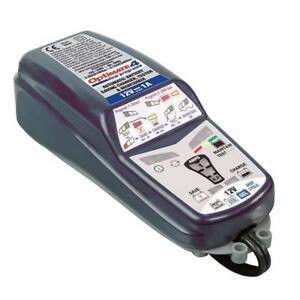 Optimate-4-Dual-Programme-Can-Bus-Tecmate-Mainteneur-Charge-Batteries-Moto