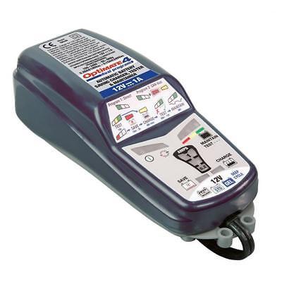 : AccumateOptiMate chargeur de batterie de