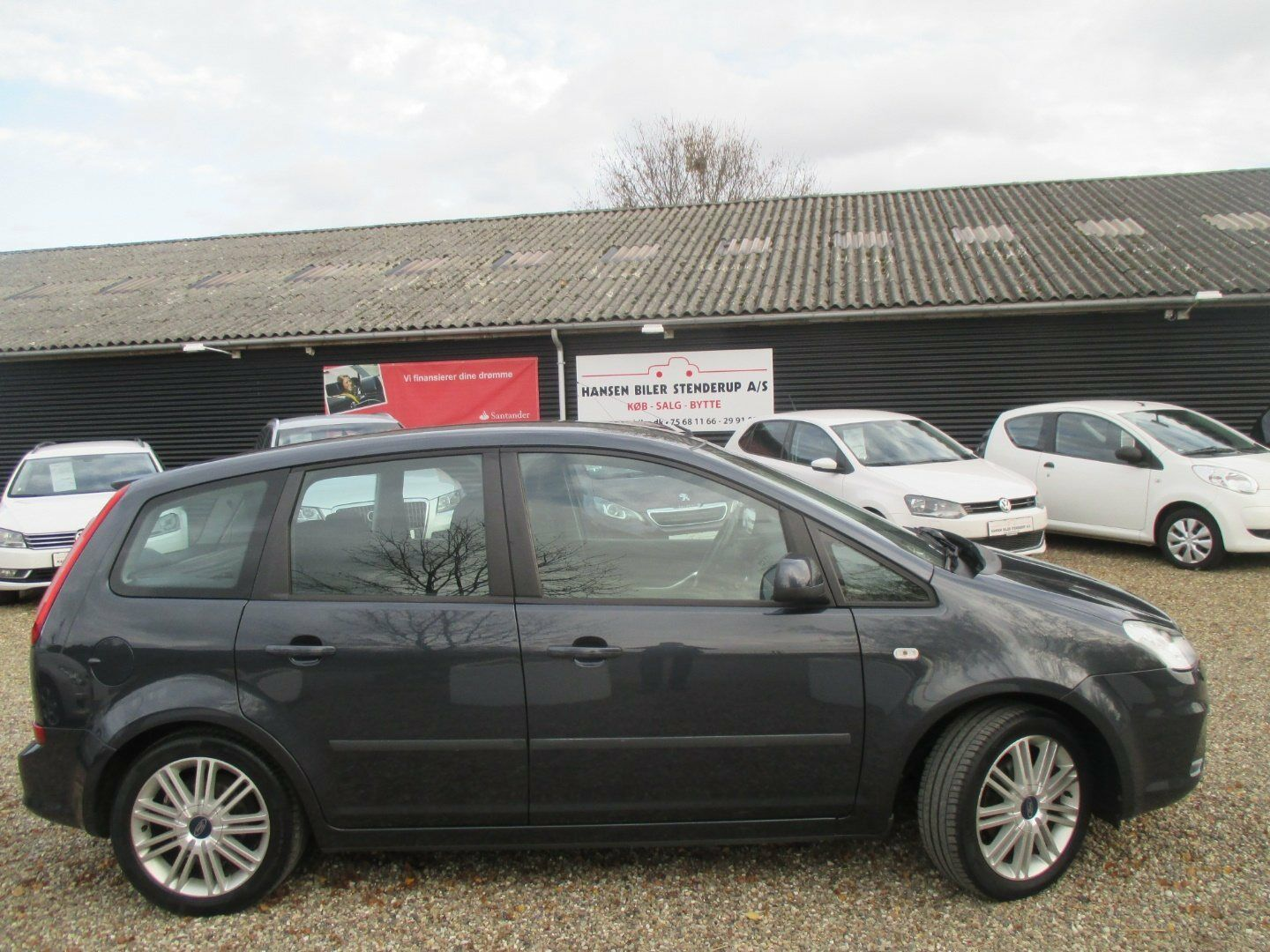 Ford C-MAX 1,6 Trend 5d - 74.900 kr.