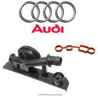 Audi A4 Vw Jetta 2.0l L4 Crankcase Vent Valve With Vent Valve Gasket Genuine on Sale