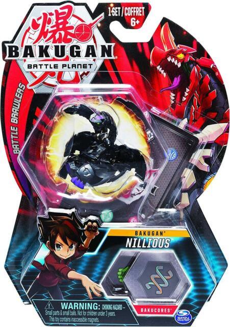 Bakugan Single Figure Core Pack