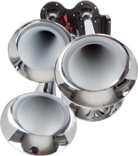 HORNBLASTERS BULLET CHROME AIR HORN