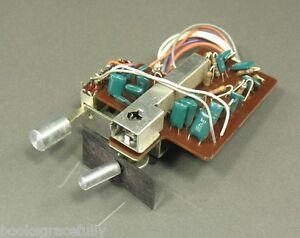 AKAI-1800D-SS-Quadraphonic-Reel-Deck-Part-EQUALIZER-EQ-SRT-Switch-Assembly-PCB