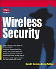 Wireless Security by RSA, Merritt Maxim, David Pollino (Paperback, 2002)