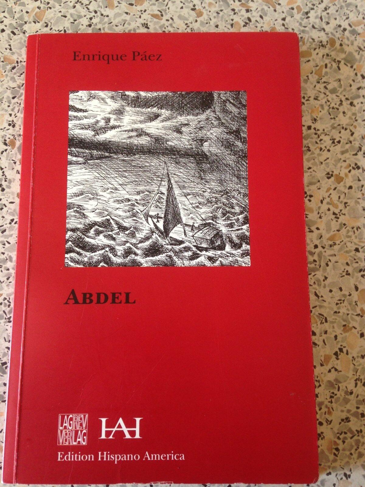Abdel von Enrique Páez auf Deutsch, NEU!!!!