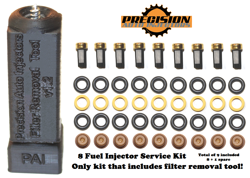Filter Removal Tool SKYM8 Ford 4.6L 5.0L 5.4L 5.8L Fuel Injector Service Kit