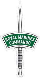 Royal-Marines-Commando-Decal-Sticker
