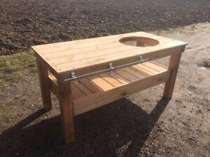 Extra-Large-large-solid-English-oak-big-green-egg-Kamado-barbecue-table