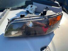 03 06 Mitsubishi Lancer Evolution Evo 8 Amp 9 Hid Xenon Lh Headlight Assembly