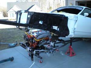 Us Car Tool Mopar K Frame Engine Stand Drivetrain